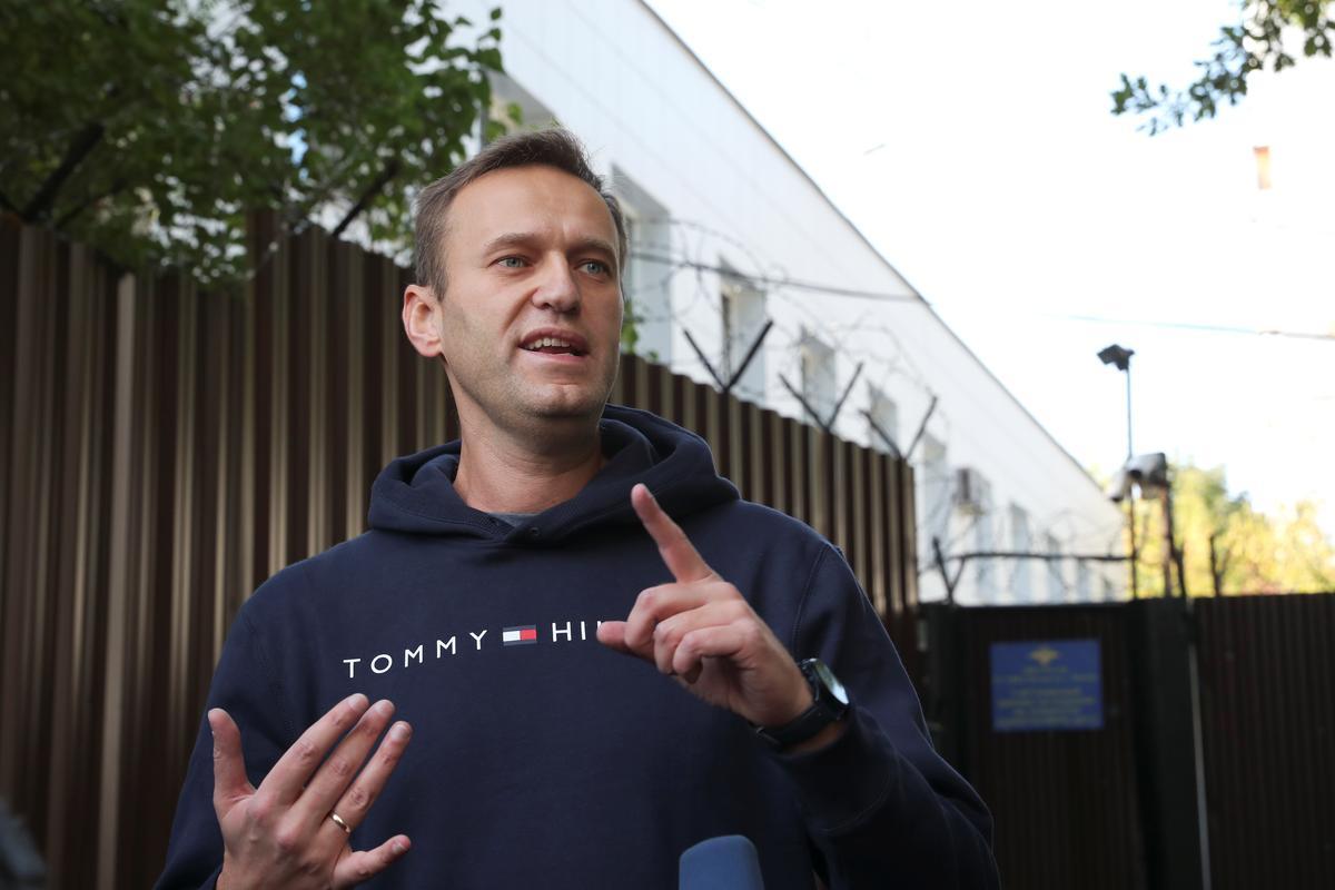 Rusland voer massa-aanvalle op die ondersteuners van die Kremlin-kritikus Navalny uit