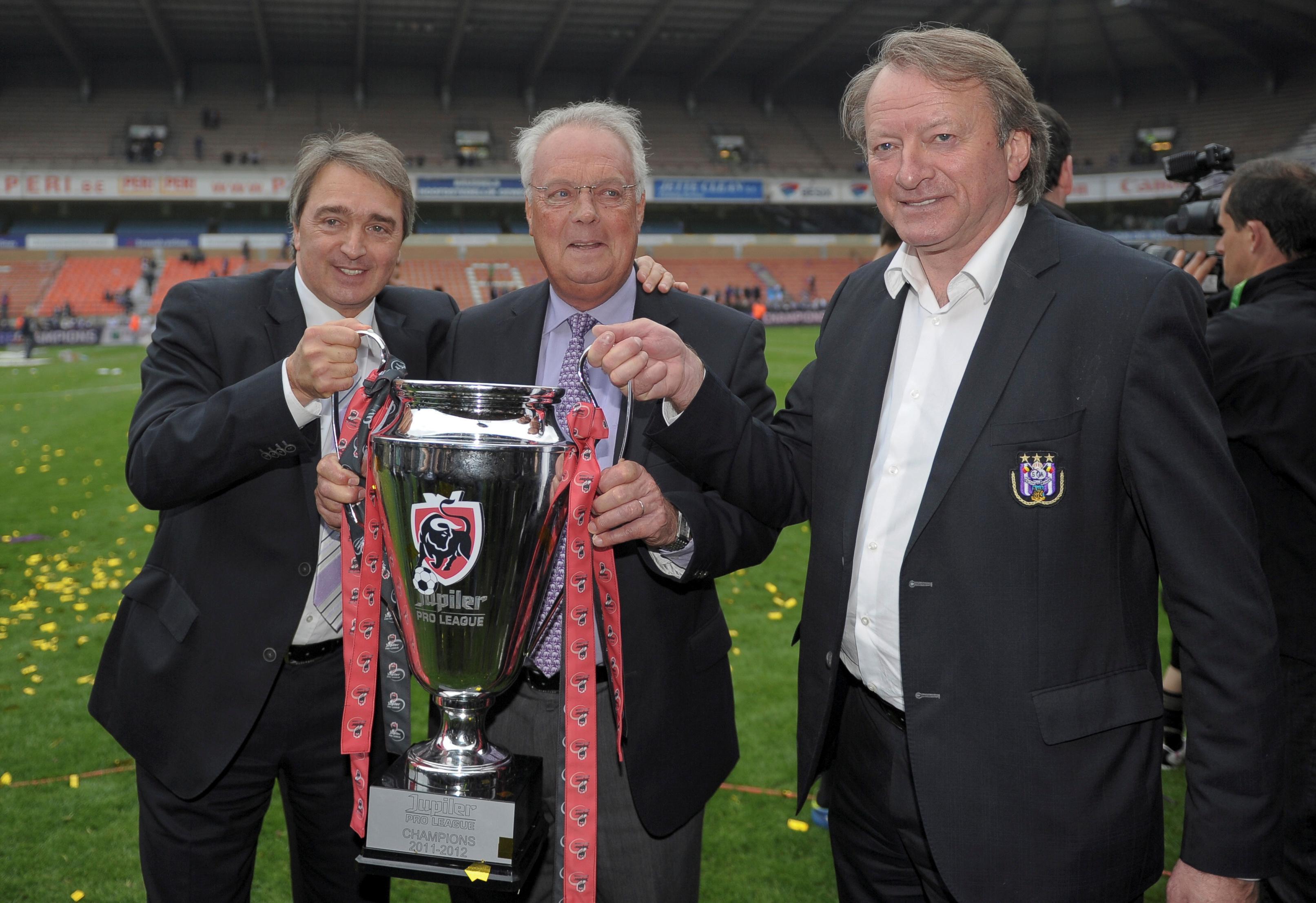 Former Anderlecht general manager arrested in widening fraud sting
