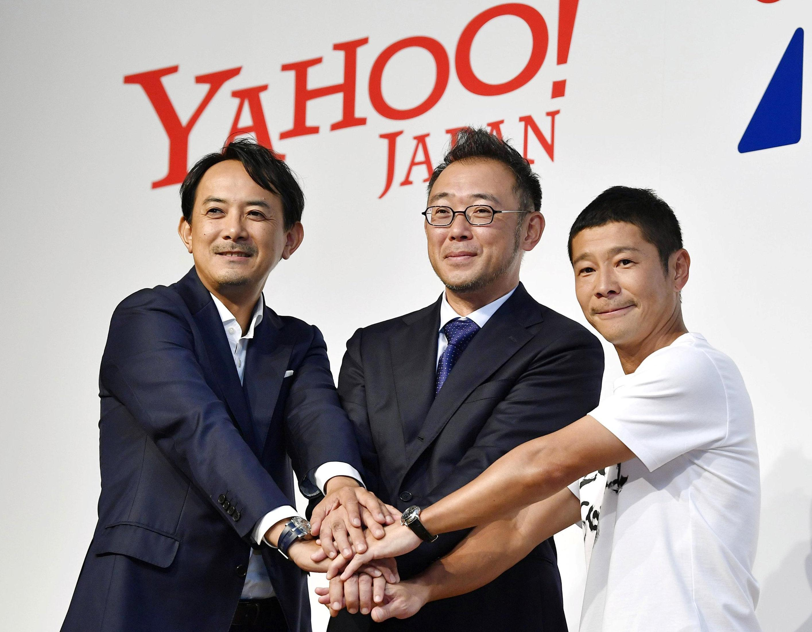 Yahoo Japan bids for control of fashion e-tailer Zozo for $3.7 billion