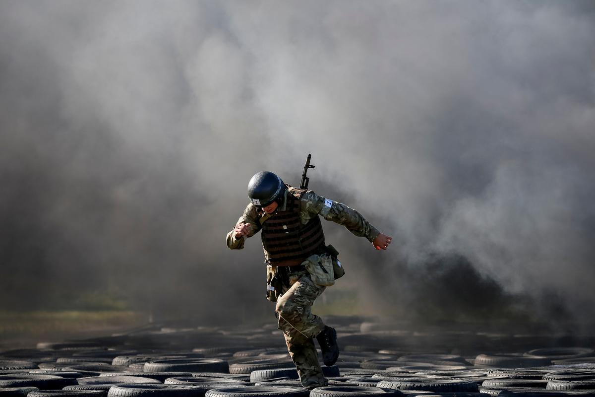 Trump-administrasie herstel militêre hulp vir die Oekraïne
