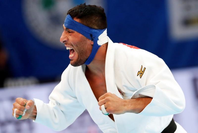 Judo: Iran's Mollaei eyes Tokyo Olympic glory, uncertain of Iran...