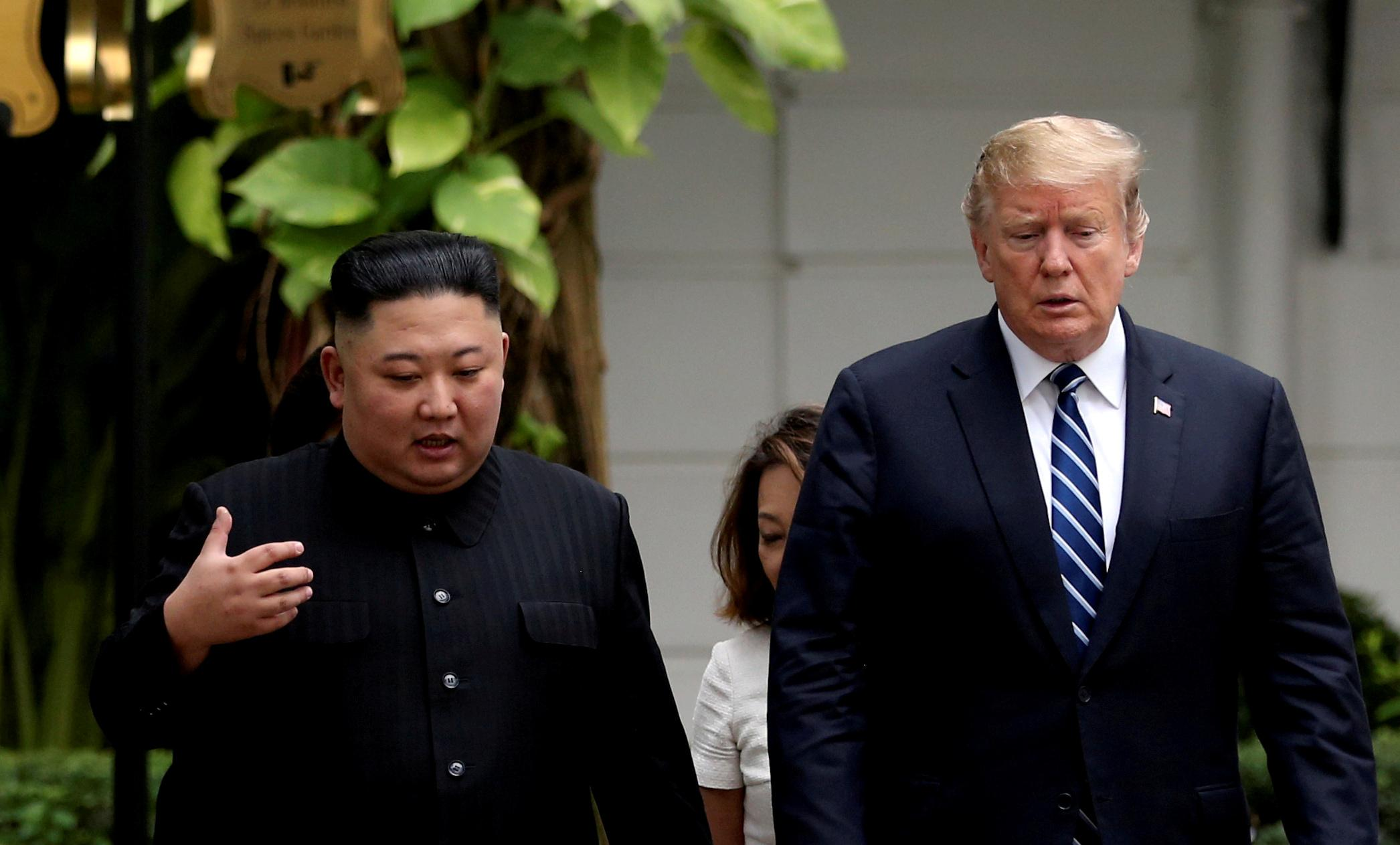 Trump willing to meet again with North Korean leader