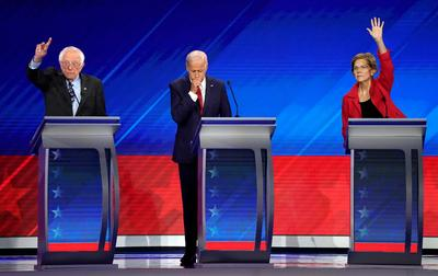 Top 10 Democratic 2020 candidates face off in Houston