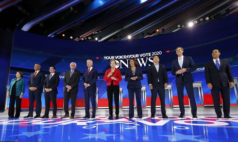How each Democratic candidate performed in the third debate