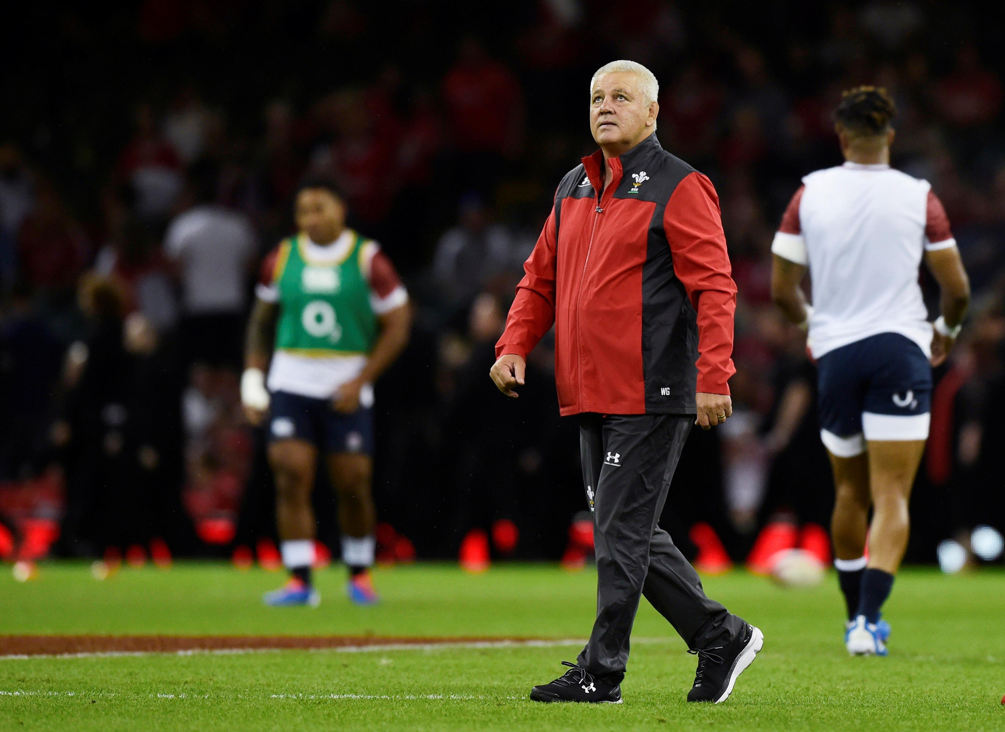 Rugby-Done with experiments, Wales eying hot start - Gatland
