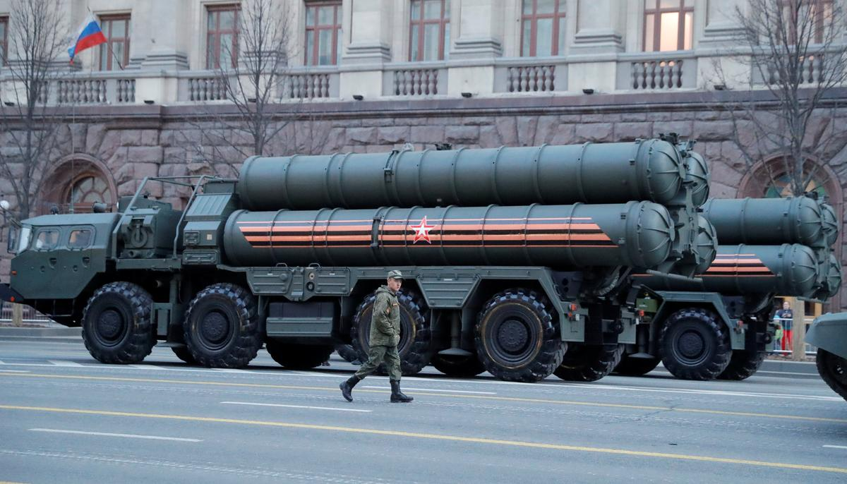 Turkey says delivery of second S-400 battery complete