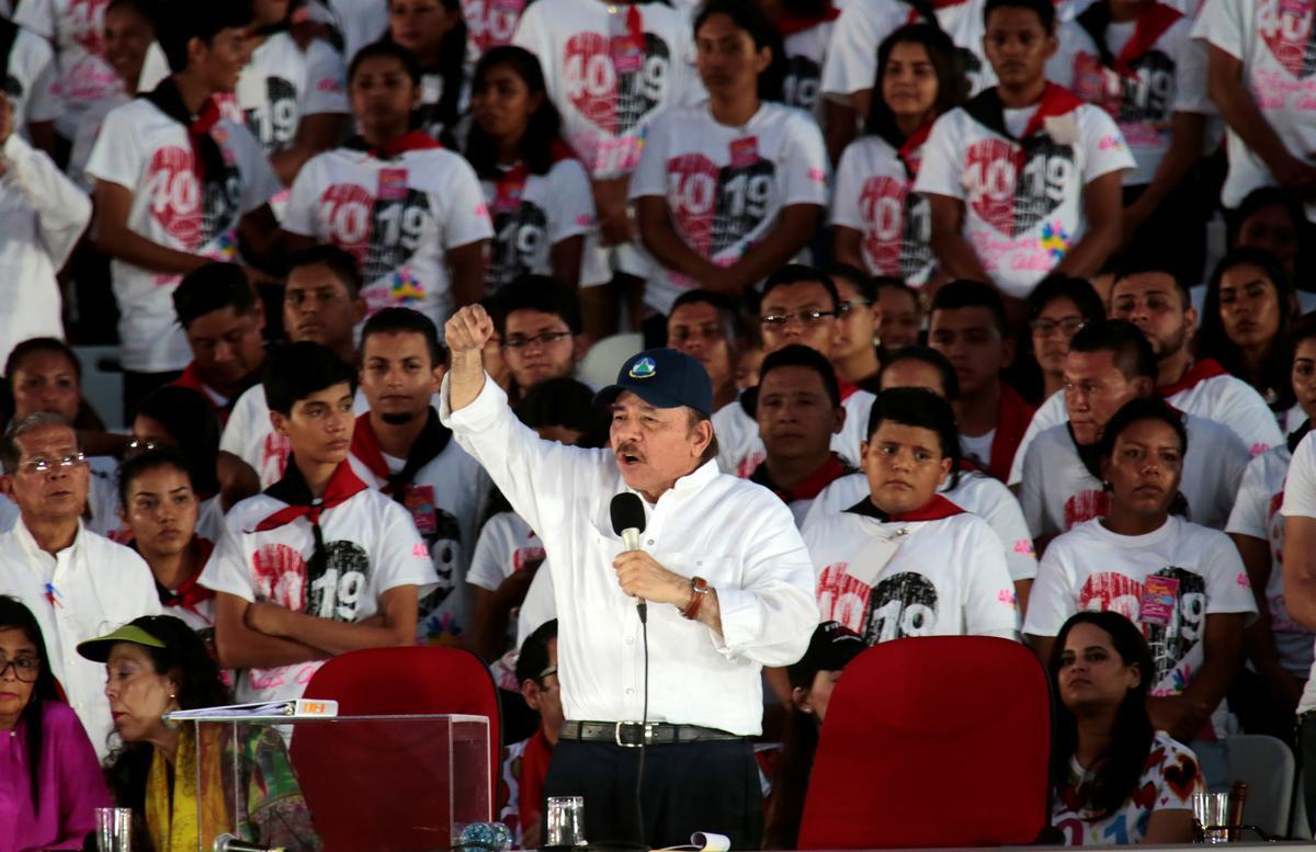 Die OAS-vredesending na Nicaragua sê toegang deur Ortega-regering word geweier