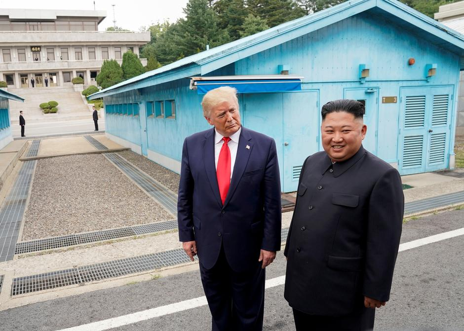 Image result for North Korea leader Kim invited Trump to Pyongyang in letter: report