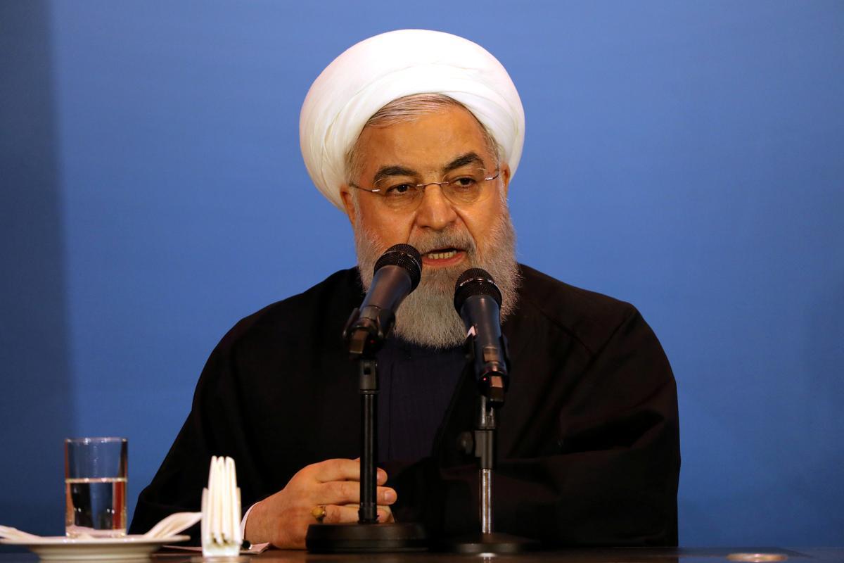 Iran sê daar sal geen Rouhani-Trump-vergadering by die VN wees nie