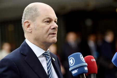 German Finance Minister sees no need yet to abandon balanced budget over climate plan