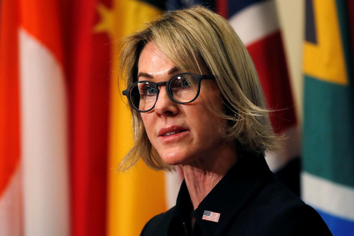 Amerikaanse gesant vertel die VN-Veiligheidsraad gee aan dat Iran agter Saoedi-olie-aanvalle is