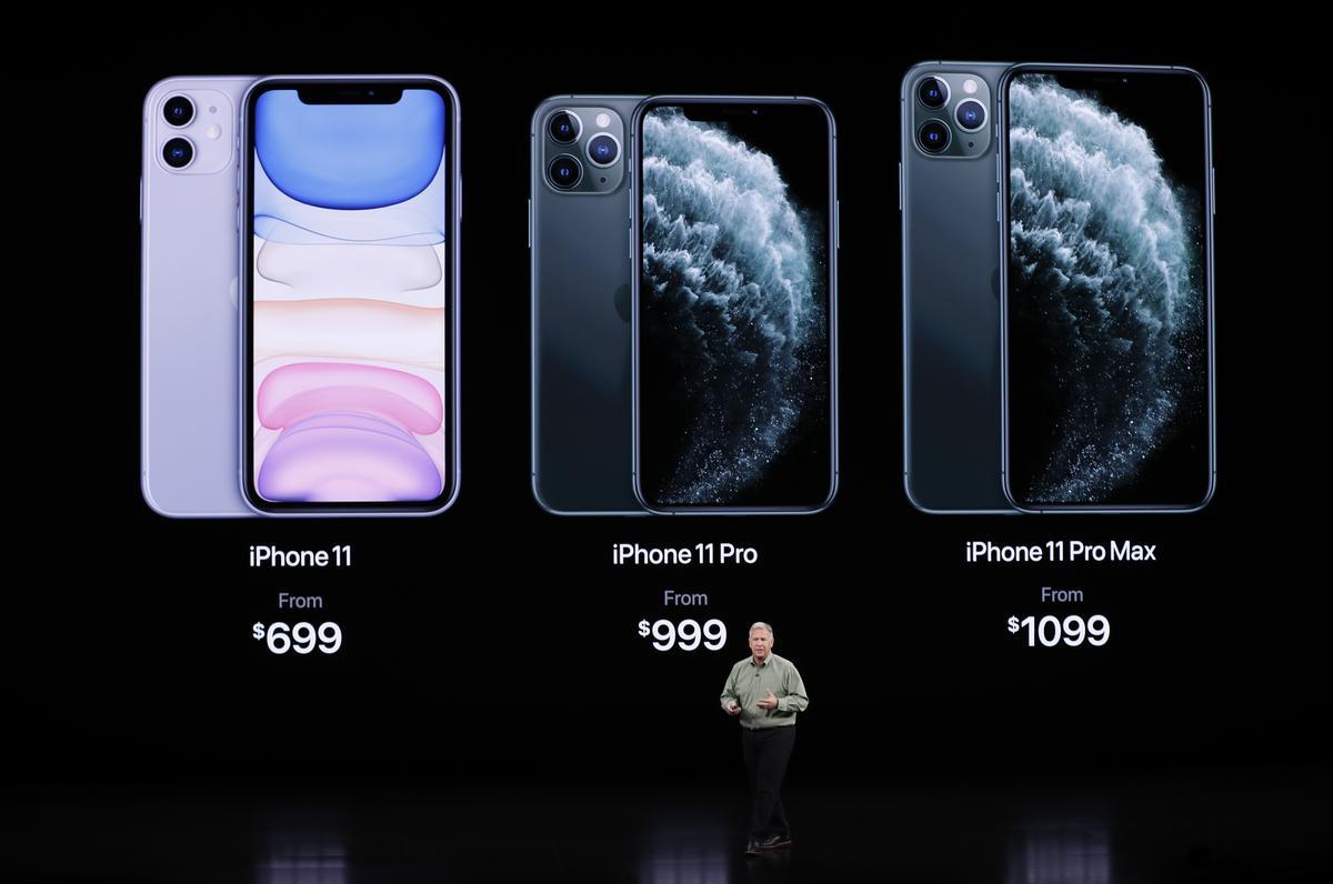 Bestel tjeks vir Apple se nuwe iPhone bied 'n goeie idee: ontleders