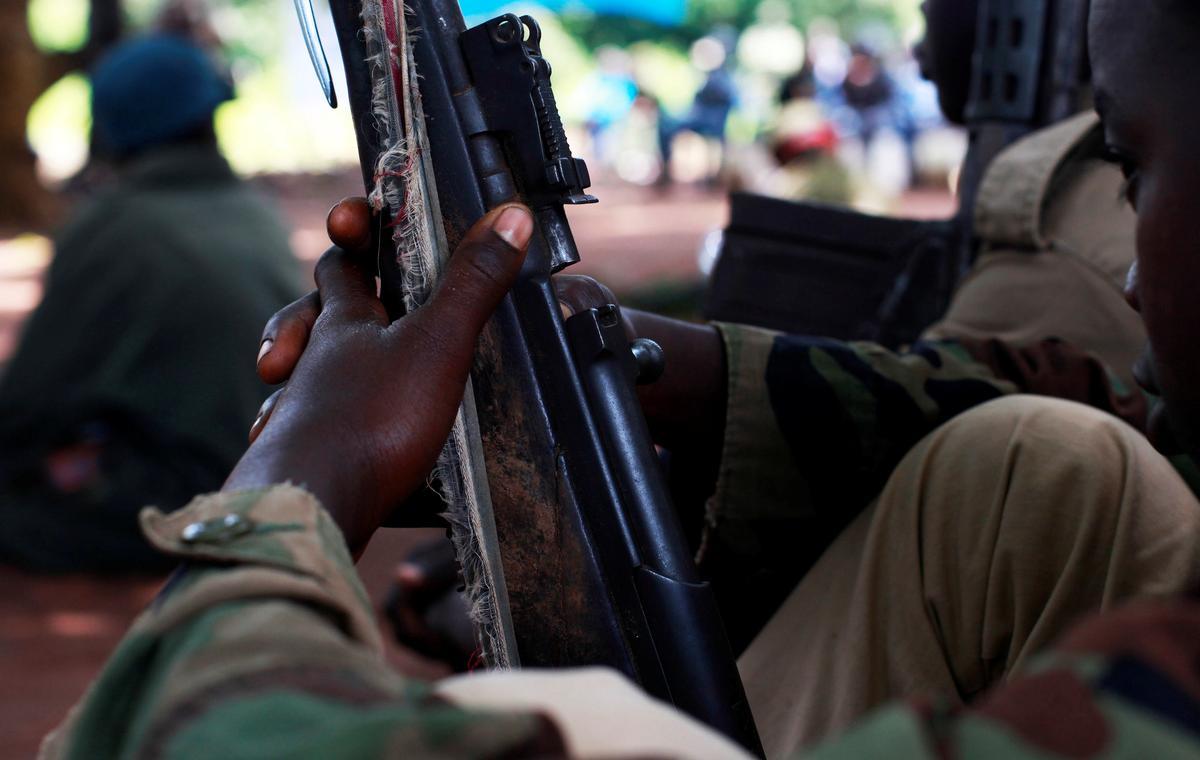 Die Verenigde Nasies sien toe dat kindersoldate wat in Suid-Soedan gewerf is, toeneem