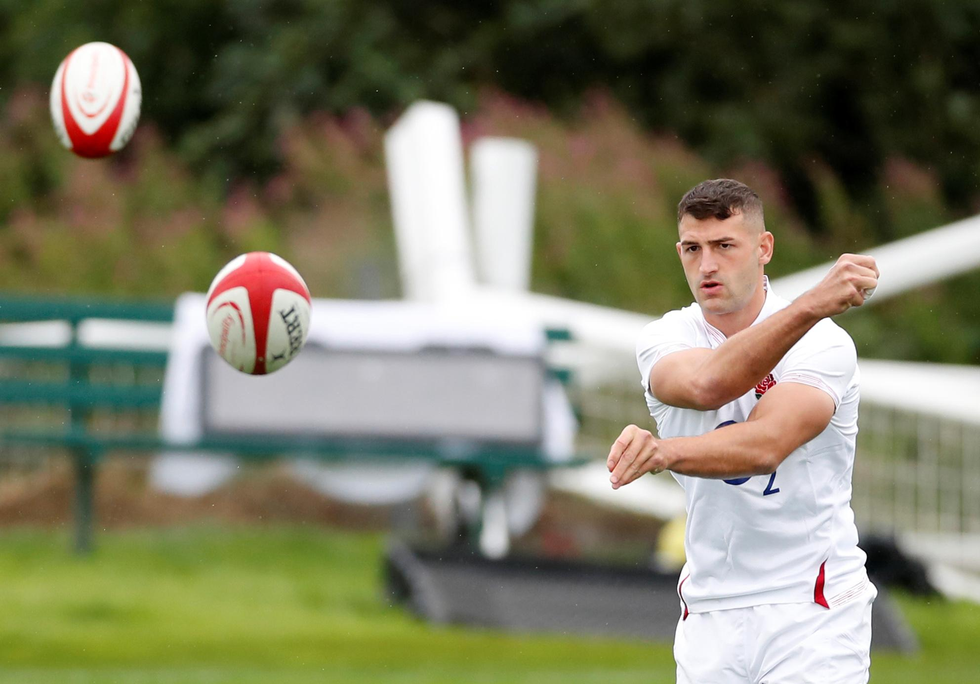 Rugby - May happy to put red-hot scoring form on back-burner for wins