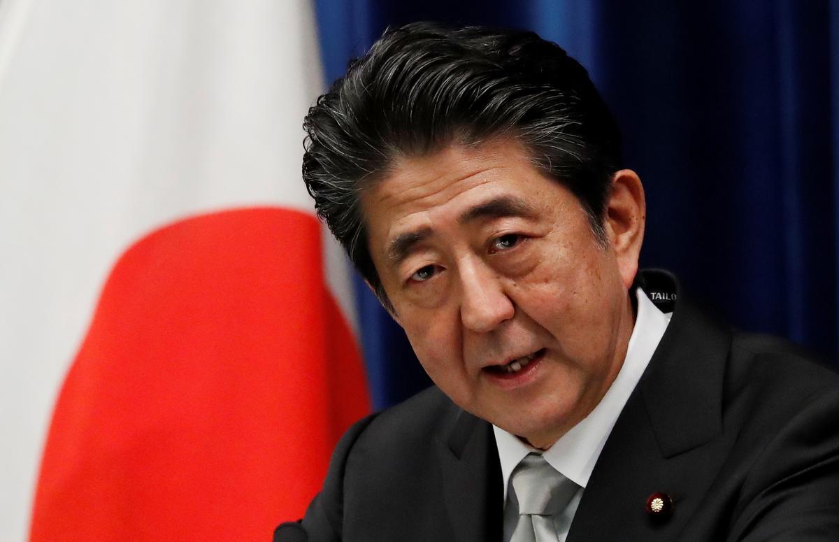 Die Japanse Abe sê hy sal Iran se Rouhani hierdie maand in New York ontmoet: NHK