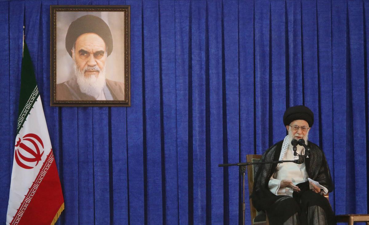 Iran se Khamenei verwerp samesprekings met die Verenigde State