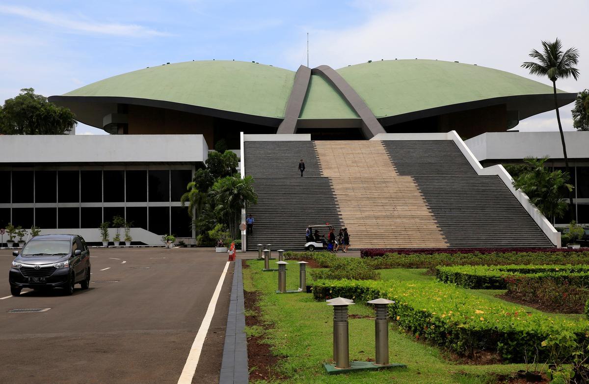 Indonesië neem hersienings aan die wet op teen-ent-agentskappe deur