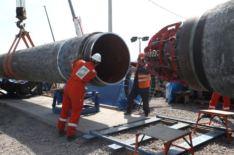 Poland and Lithuania see Nord Stream 2 as threat to energy security