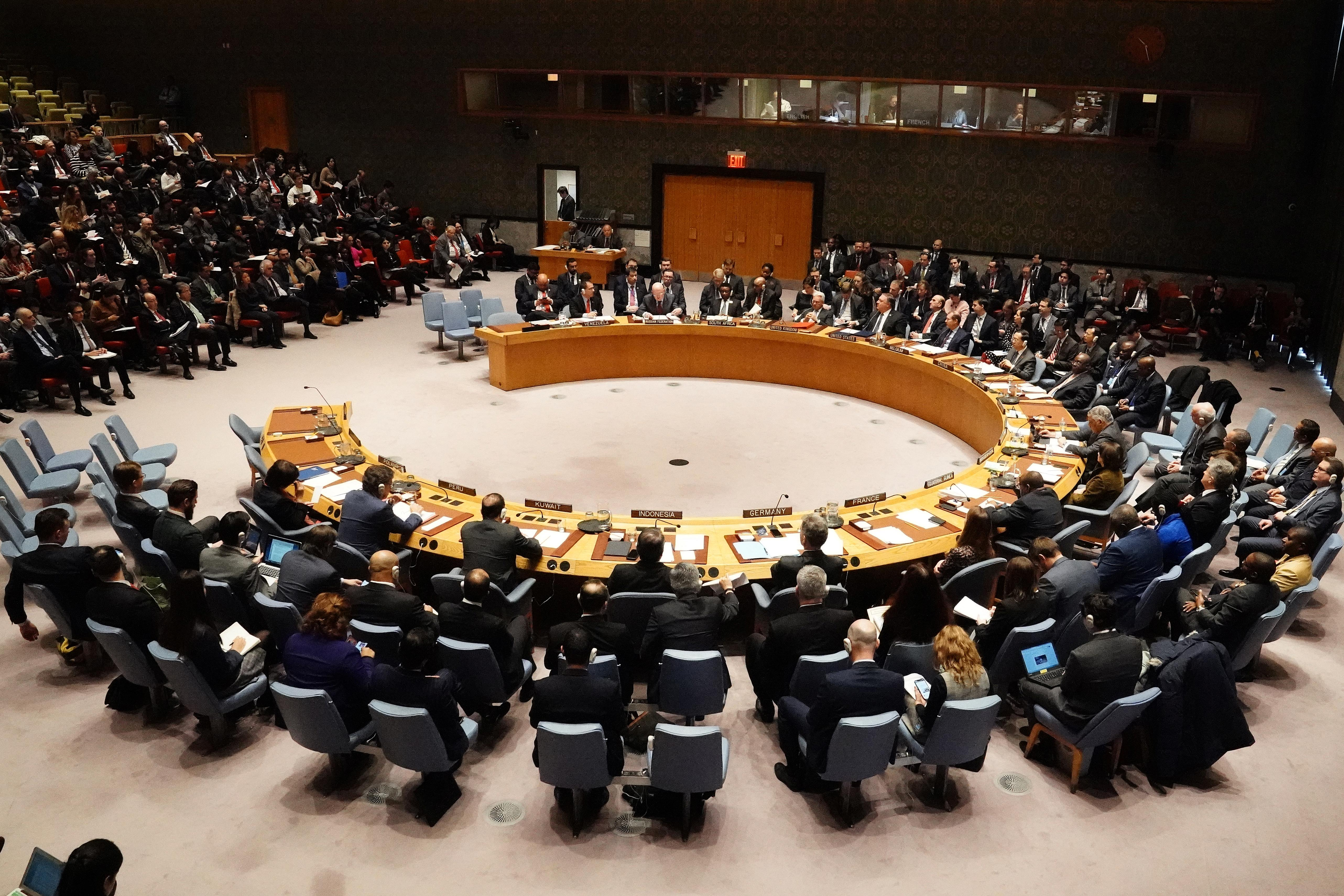 U.N. Security Council overcomes Chinese veto threat to renew Afghanistan mission