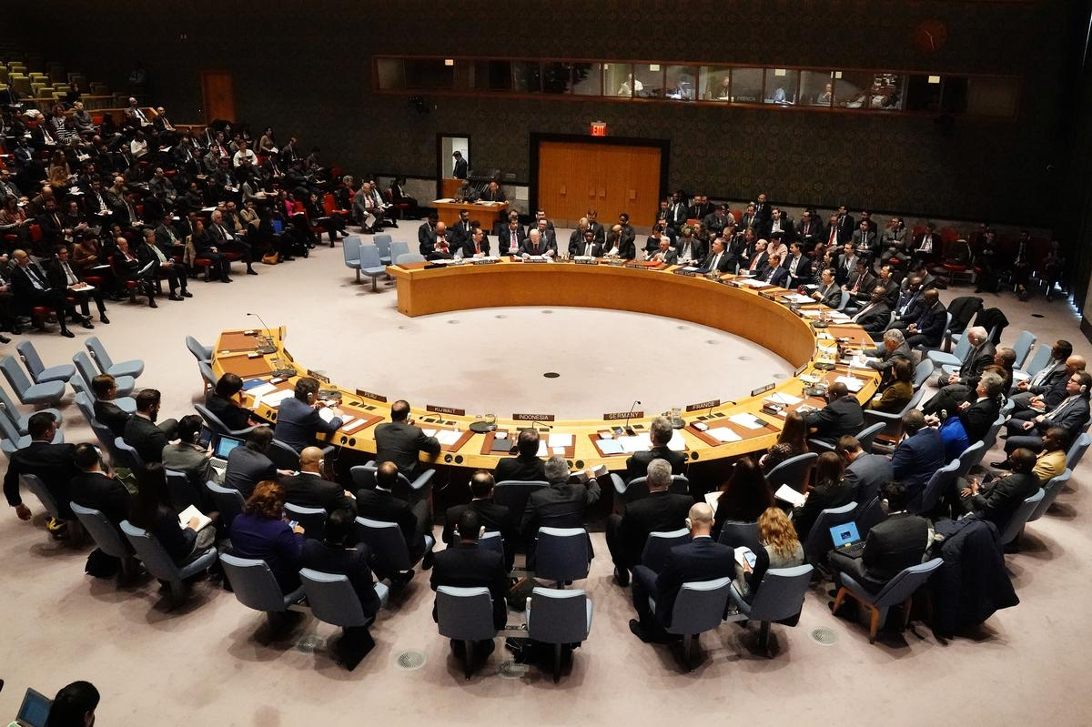 U.N. Security Council overcomes Chinese veto threat to renew...