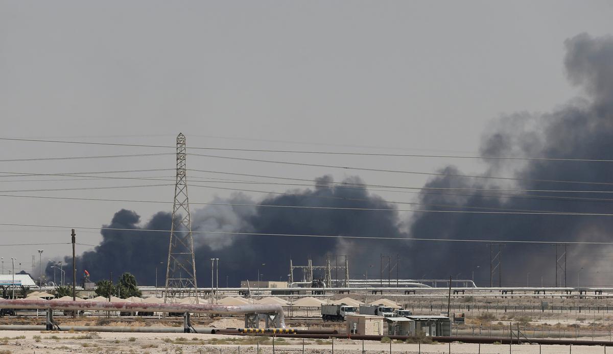 Duur Saoedi-verdediging bewys nie 'n wedstryd vir drones en vaartuie nie