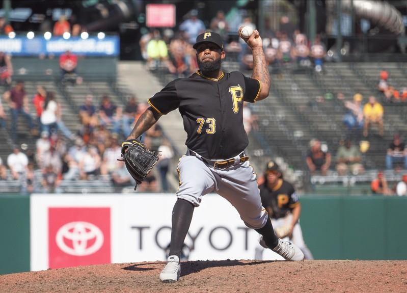 MLB notebook: Pirates' Vazquez jailed on lurid charges
