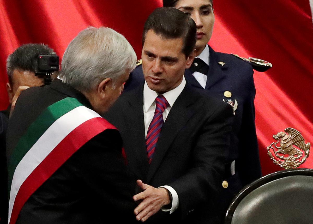 Mexiko heropen ondersoek na die verdwyning van 2014 deur 2014 aan 2014