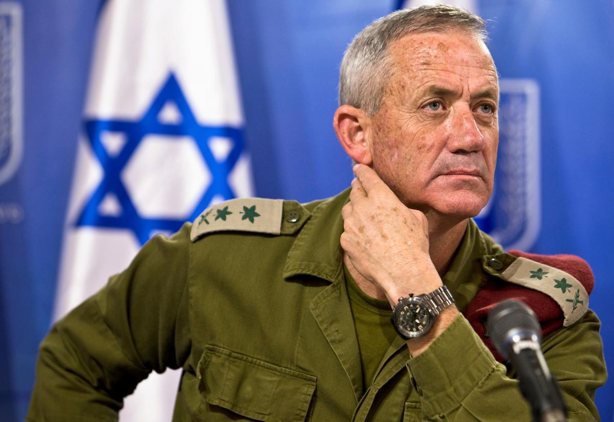 Nuusmaker: Die anti-Netanyahu? Oud-generaal Gantz het verkies om die amp te beklee