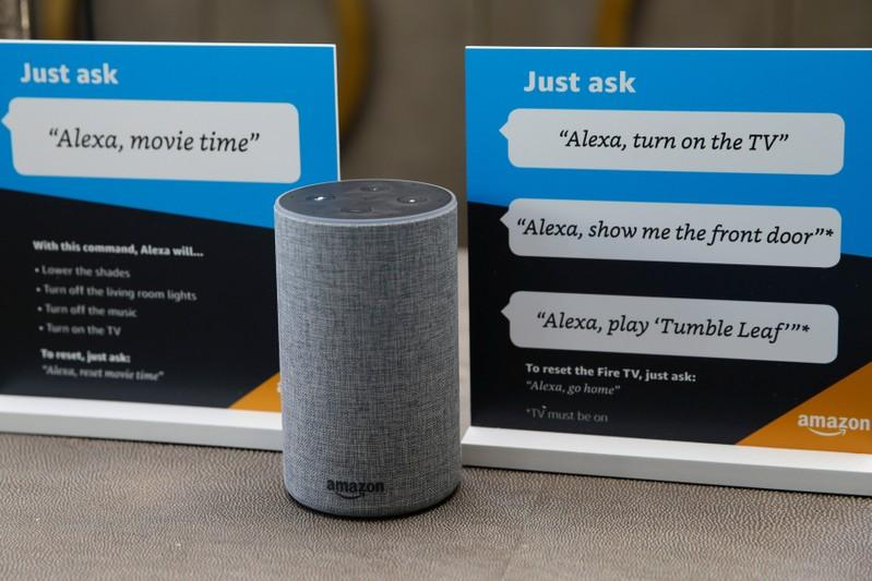 Reuters collaborates with Amazon to help Alexa answer even more questions