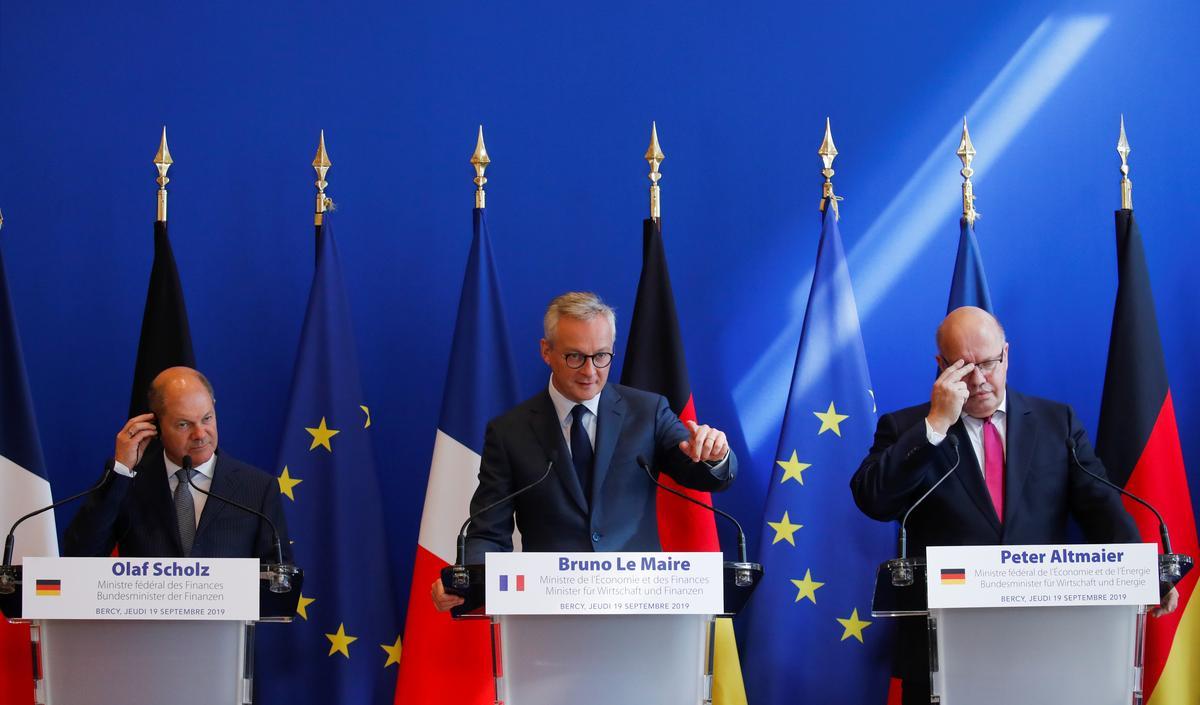 Frankryk, Duitsland sluit die ooreenkoms oor wapenuitvoer in