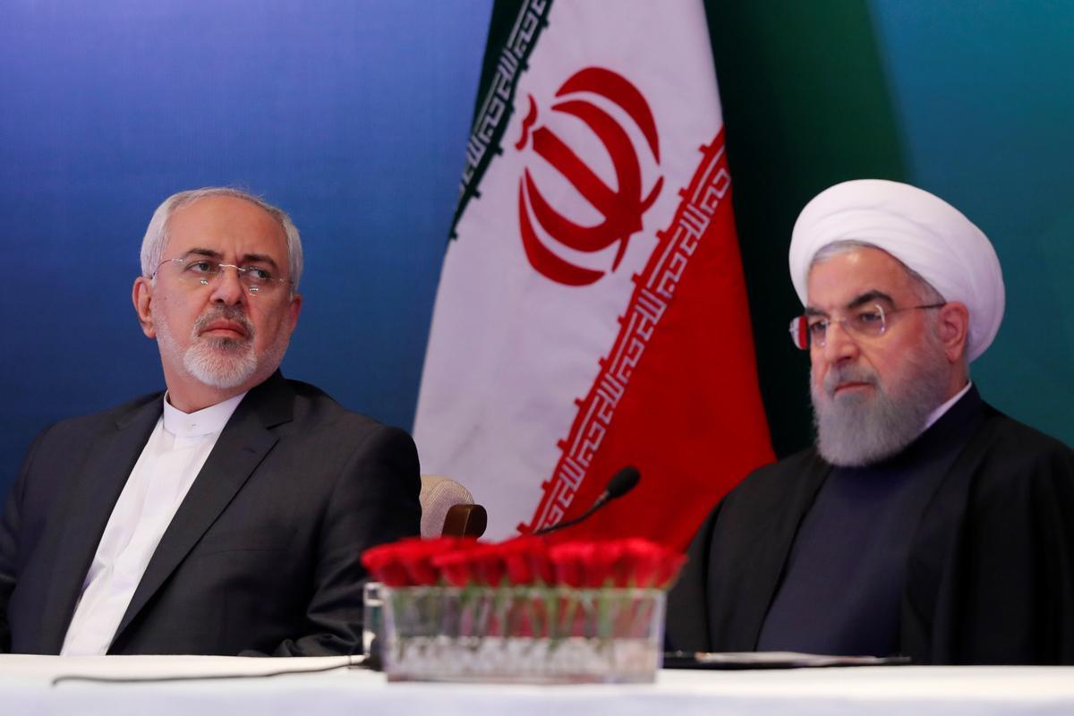 VSA reik visums uit vir Iran se Rouhani, Zarif, om na die VN-vergadering te reis