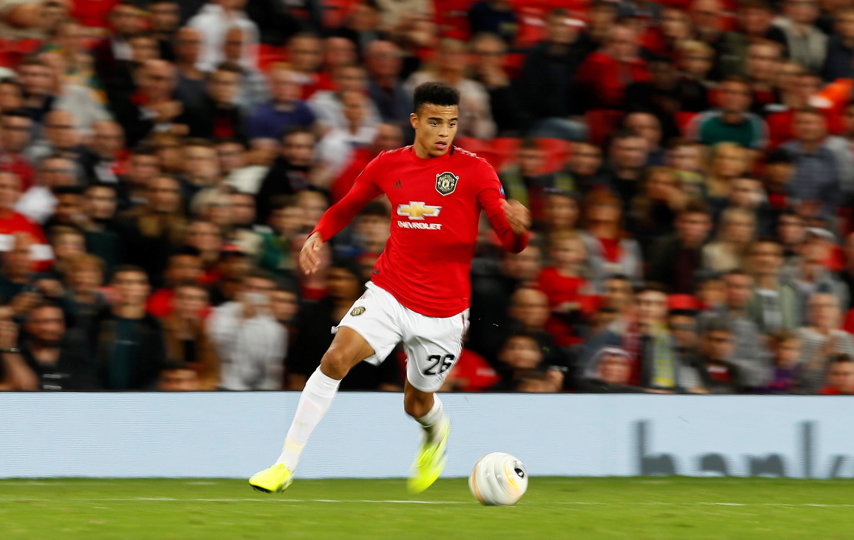 Man United boss backs goalscorer Greenwood to play key role