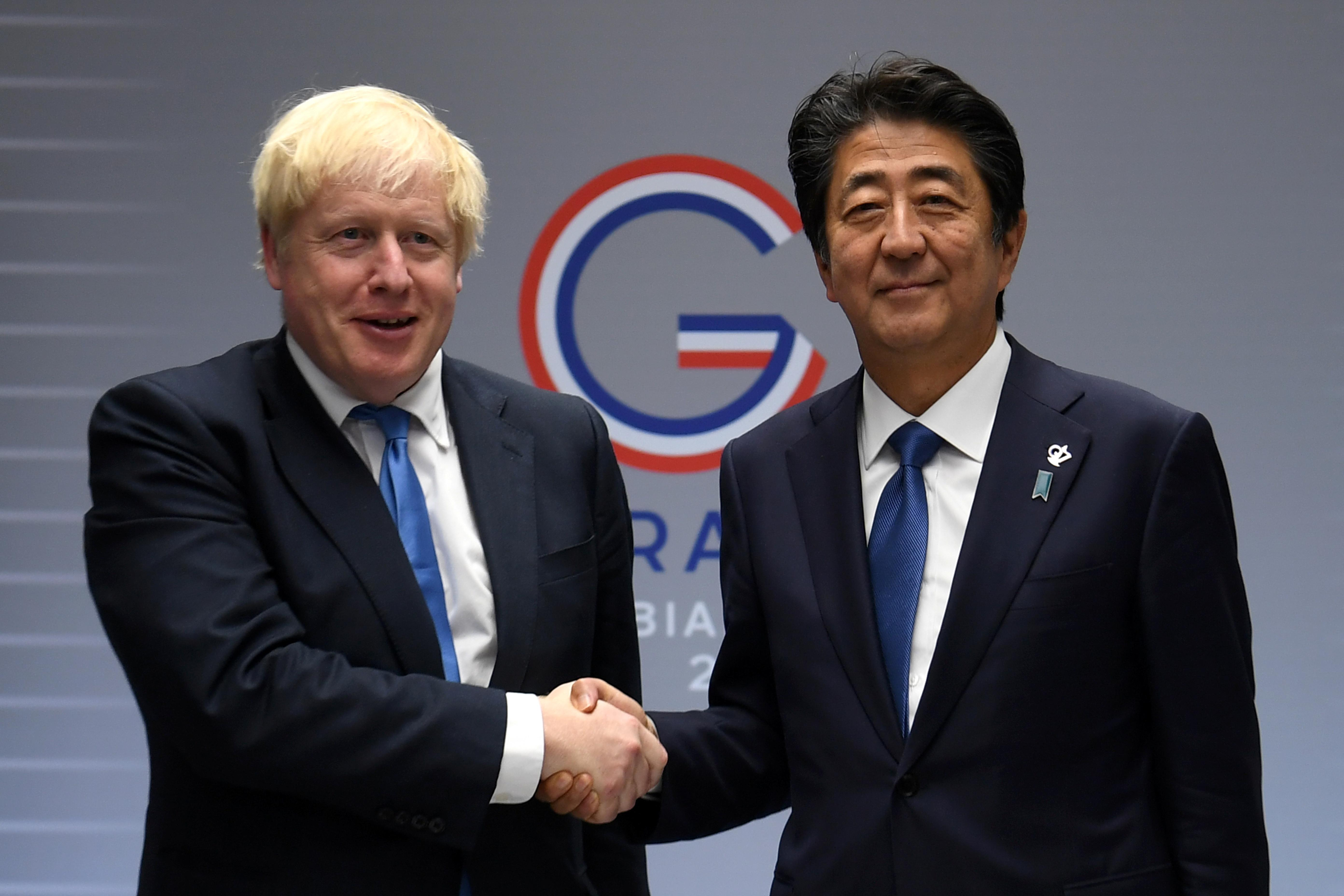 UK appeals for public help in setting post-Brexit trade with Japan