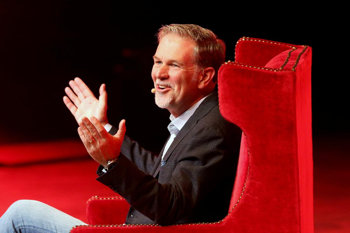 Netflix will make a 'big increase' in buying UK content: CEO