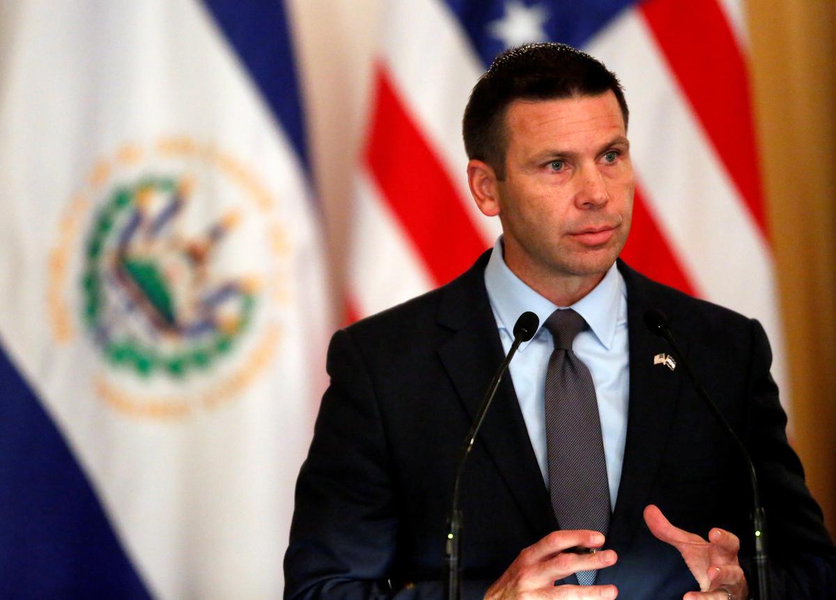 Die VSA en El Salvador onderteken 'n gesamentlike immigrasie-ooreenkoms