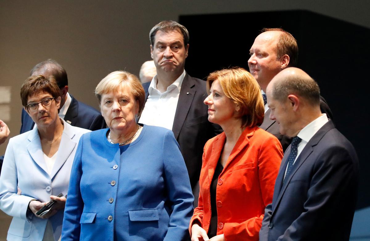 Factbox: Duitsland se pakket vir klimaatsbeskerming