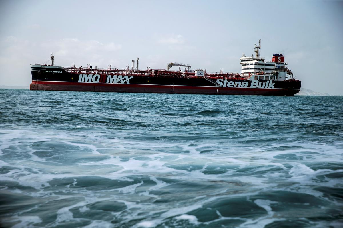 Iranse maritieme amptenaar sê die Britse tenkwa Stena Impero sal binnekort vrygestel word: Fars nuus