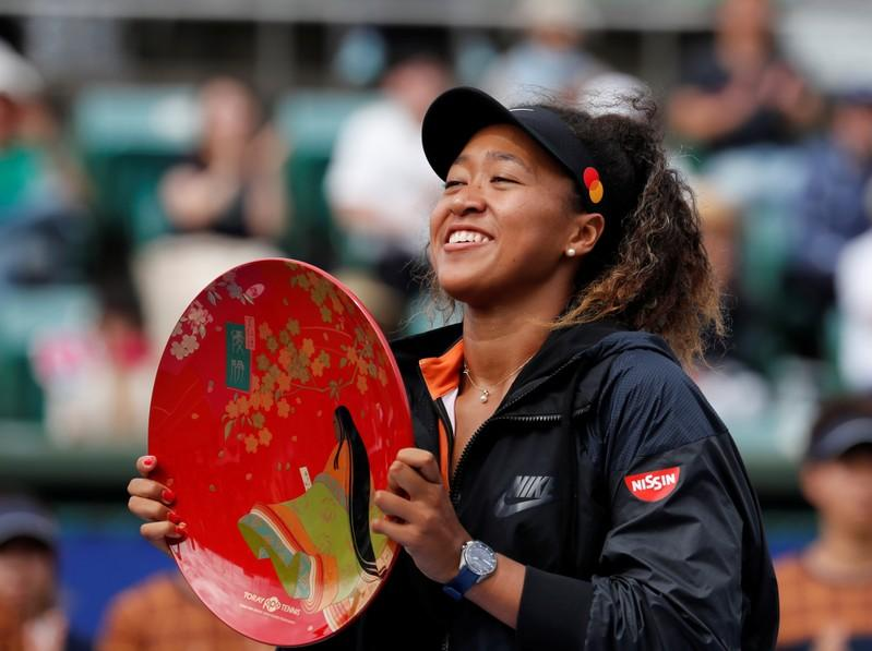WTA roundup: Osaka cruises to title in hometown event