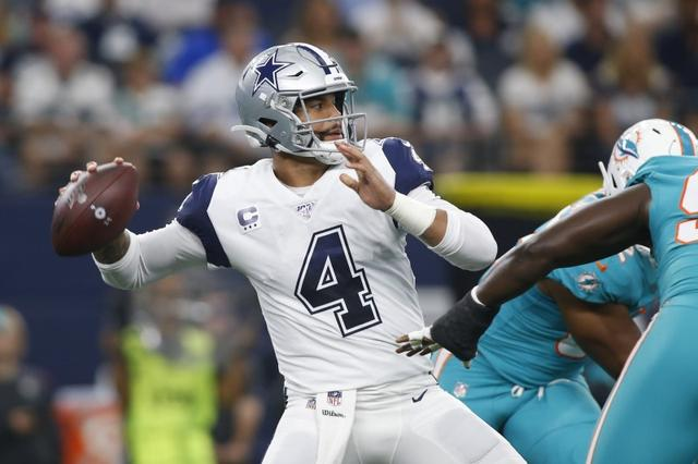 Dak Prescott, Dallas Cowboys Reach Four-year, 0M Deal
