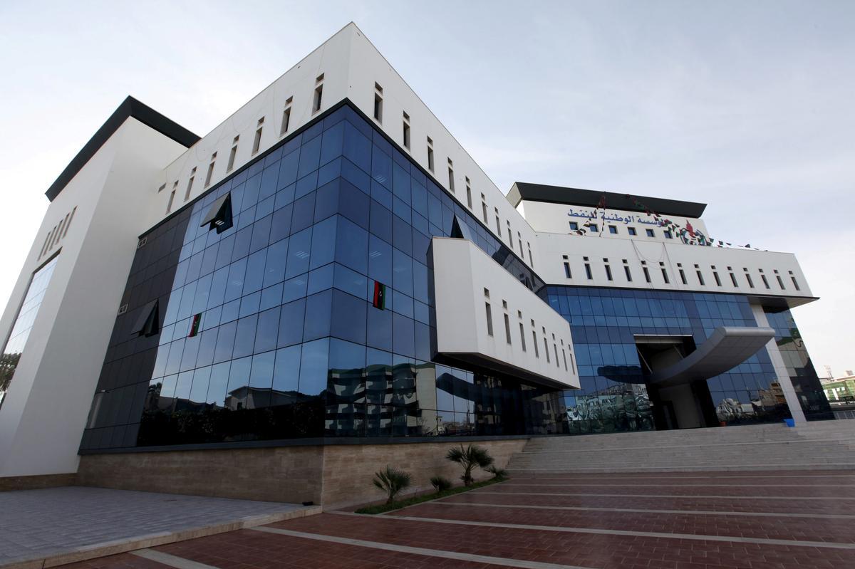 Vyf Westerse lande, Turkye en die VAE, ondersteun die Libiese oliemaatskappy
