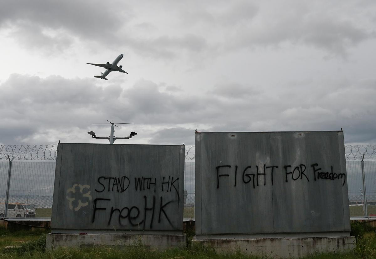 Lugrederye vra Hong Kong om afstand te doen van lughawegeld namate die vraag daal: brief