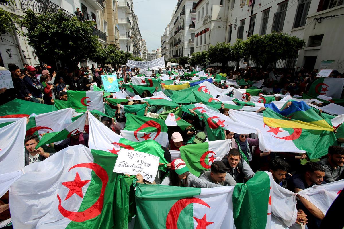 Die eenmalige koningmaker van Algerië word verhoor