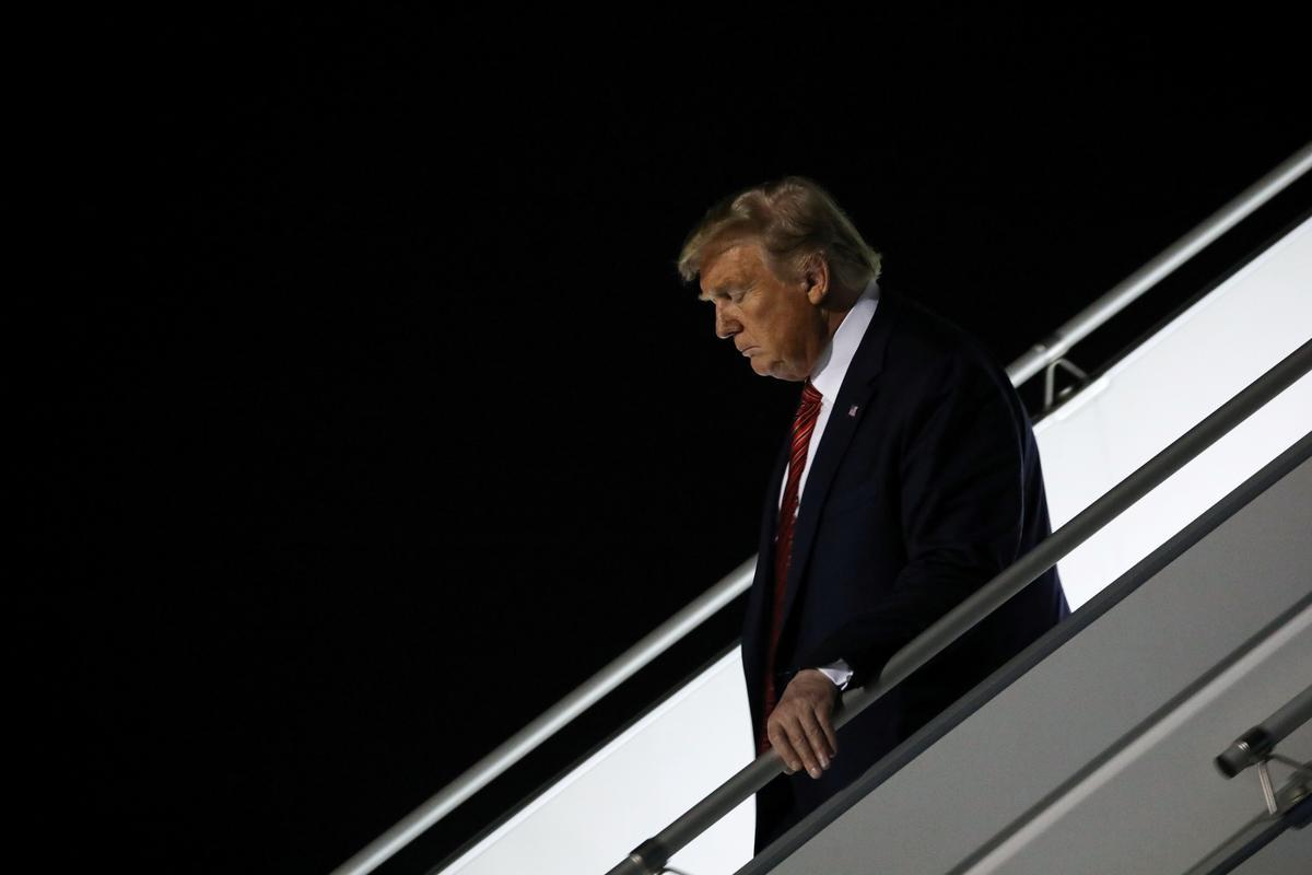 Trump oor Iran-vergadering: 'Ons sal sien wat gebeur'