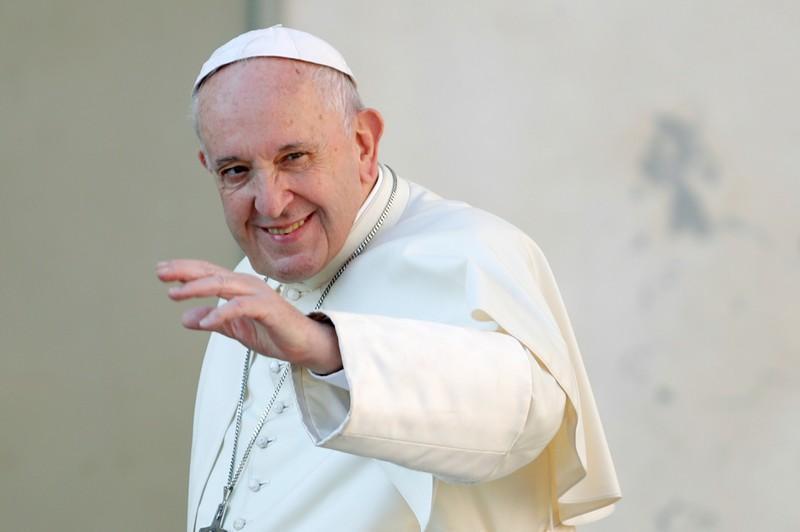 Climate change is 'challenge of civilization,' Pope tells U.N....