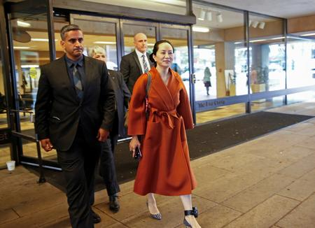 Timeline: Key events in Huawei CFO Meng Wanzhou's extradition case