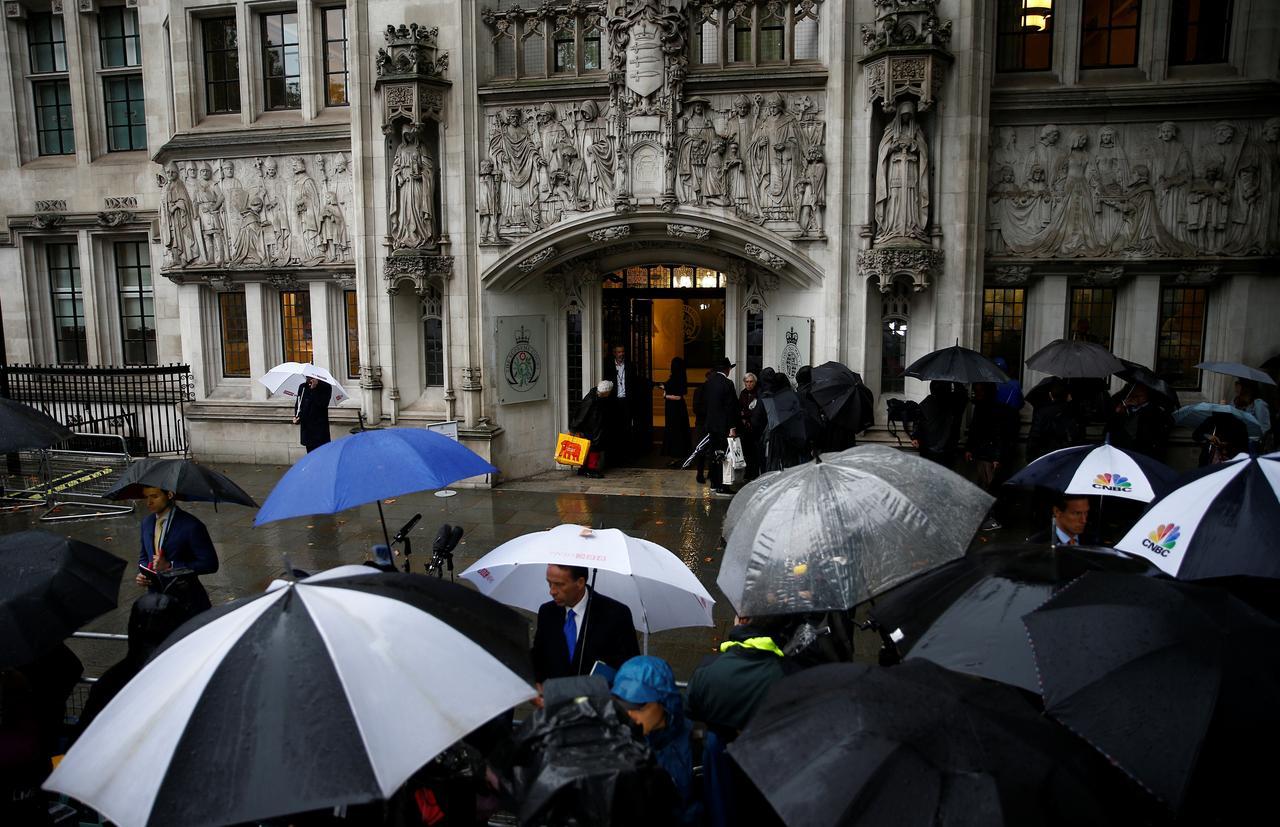 Image result for uk supreme court brexit judgment