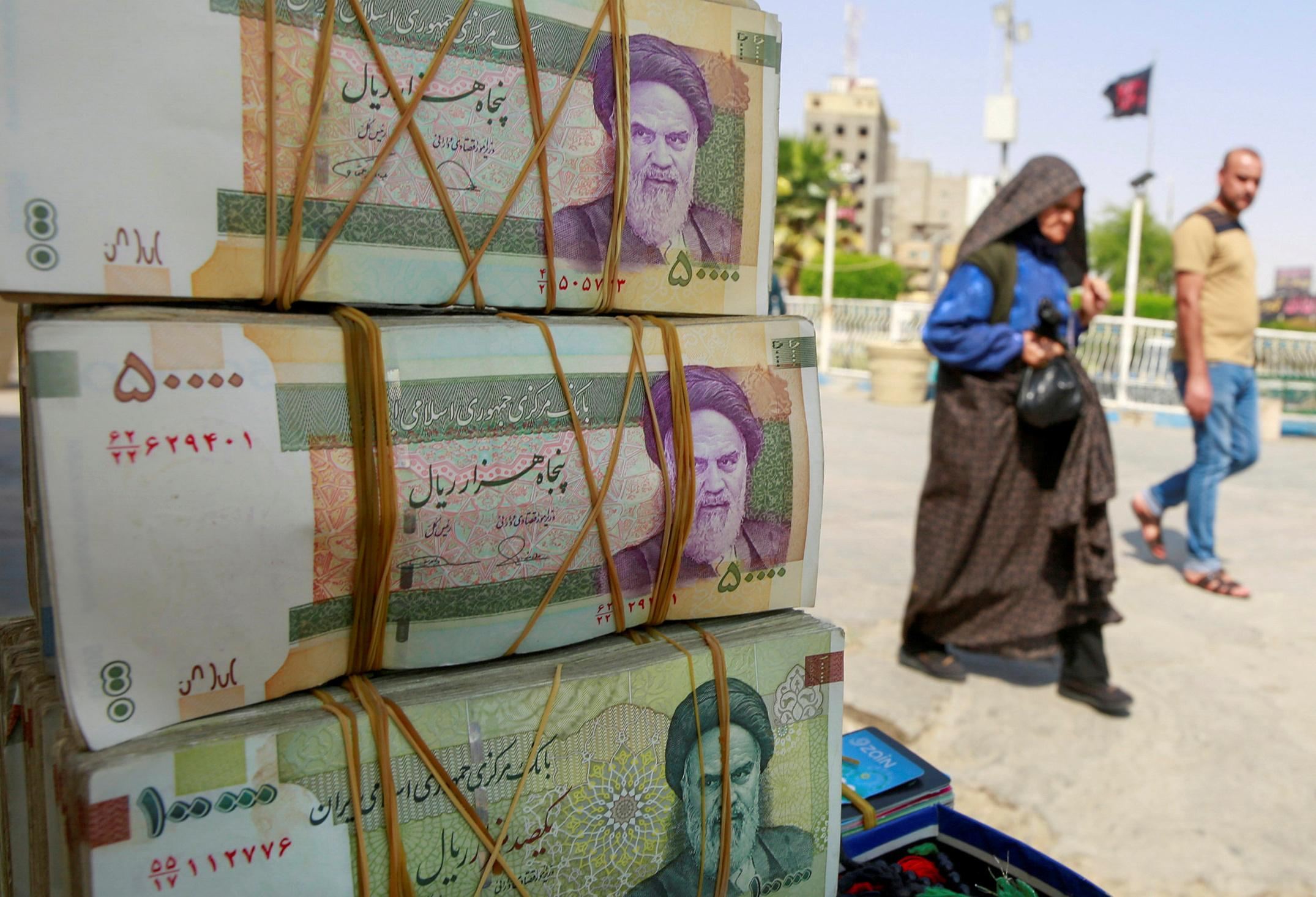 Sanctions-hit Iran props up economy with bartering, secret deals