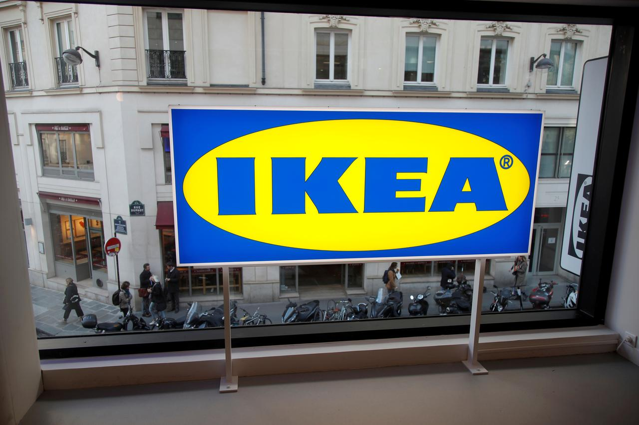 Ikea Reports Record S As Online