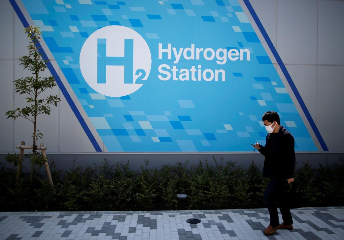 Japan steun steun vir wêreldwye voorstelle vir waterstof, insluitend tankstasies