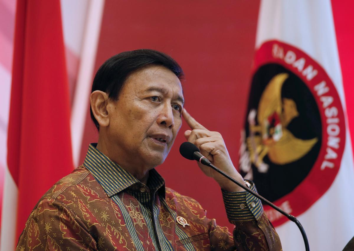 Minister van Indonesië sê 'wrede' studenteprotes is gekaap